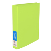 BINDER BANTEX 133265 A4 2DR 25MM BANTEX LIME