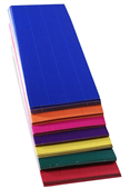 BOARD CORRUGATED JASART 0324920 100X380MM ASSORTED COLOURS PK50